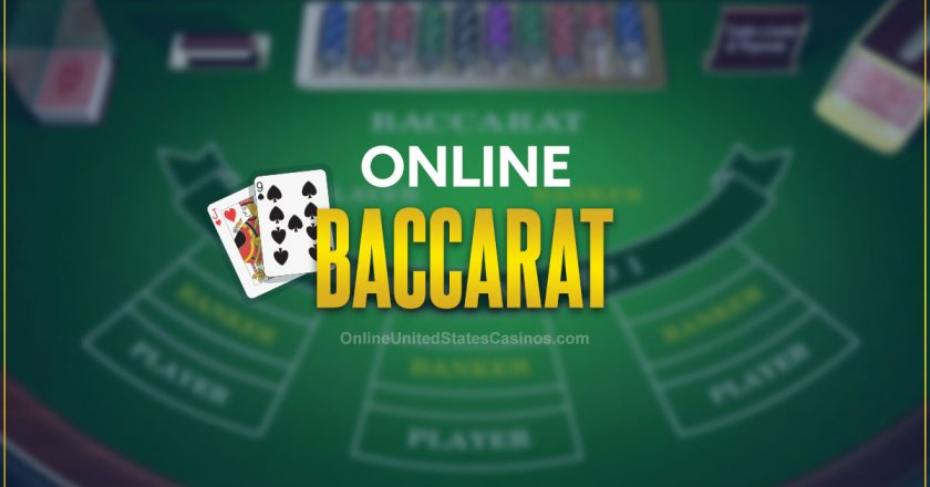 Online Baccarat Australia – Real Money Baccarat Accepting PayPal